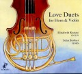 LOVE DUETS  for Horn & Violin