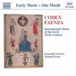 CODEX FAENZA   Instrumental Music of the Early XV th Century