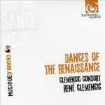 Dances Of The Renaissance - Clemencic Consort