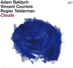ADAM BAŁDYCH   Clouds  (with Vincent Courtois & Rogier Telderman)