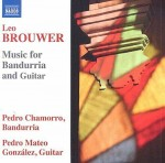 Leo Brouwer - Bandurria and Guitar Music