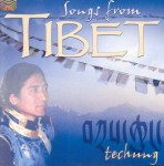 TECHUNG   Songs from Tibet