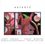 LOS ANGELES JAZZ QUARTET   Astarte