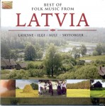 BEST OF FOLK MUSIC FROM ŁOTWA