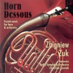 HORN DESSOUS French Music For Horn and Orchestra