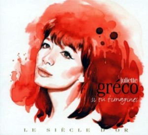 JULIETTE GRECO   Le Siècle D'Or   2 CD