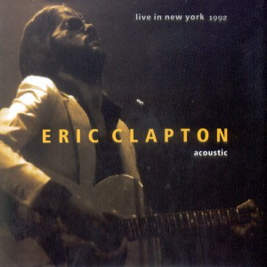 ERIC CLAPTON acoustic live in New York 1992