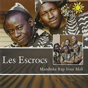 LES ESCROCS   Mandinka Rap from Mali