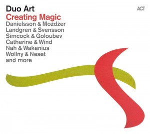 Duo Art Creating Magic - 2 CD