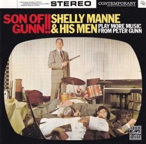 Shelly Manne and His Men ‎- Play More Music From Peter Gunn: Son Of Gunn!!