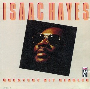 Isaac Hayes ‎- Greatest Hit Singles