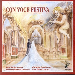 CON VOCE FESTIVA   The music for the festive ceremonies