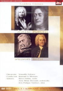 Goldline Classics  vol.7 - Vivaldi, Purcell, Williams, Bach