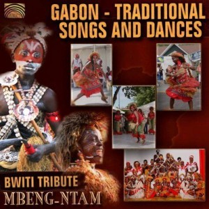 Gabon: Traditional Songs & Dances Bwiti Tribute  Mbeng - Ntam