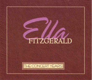Ella Fitzgerald - The Concert Years (1953-1983) (1995) 4CD