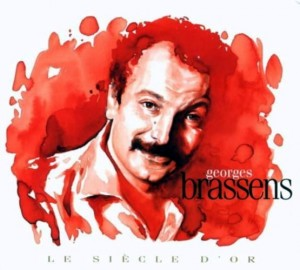 GEORGES BRASSENS   Le Siècle D'Or