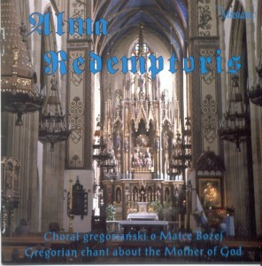 Alma Redemptoris   Gregorian chant about the Mother of God