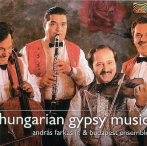Hungarian Gypsy Music   Andras Farkas Jr