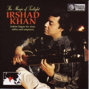 IRSHAD KHAN - The Magic of Twilight  Indyjskie ragi na sitar, tablę i tampurę