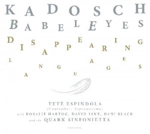 KADOSCH  BabelEyes   Disappearing languages